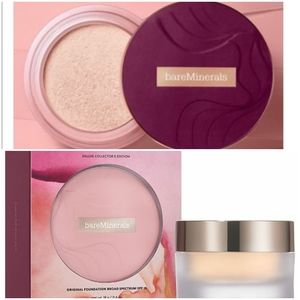 BAREMINERALS Limited Edition Foundation & Veil Set